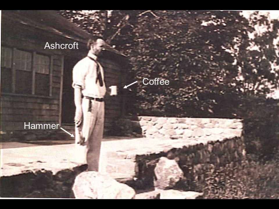 Hammer Coffee Ashcroft