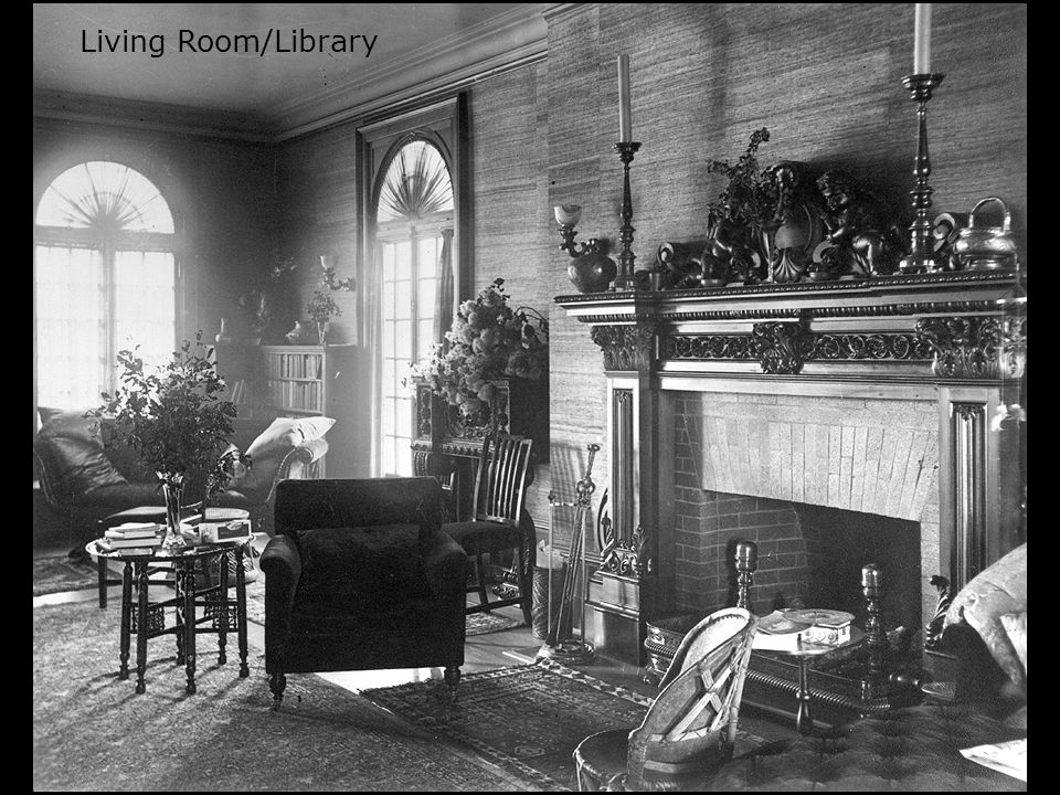 Living Room/Library