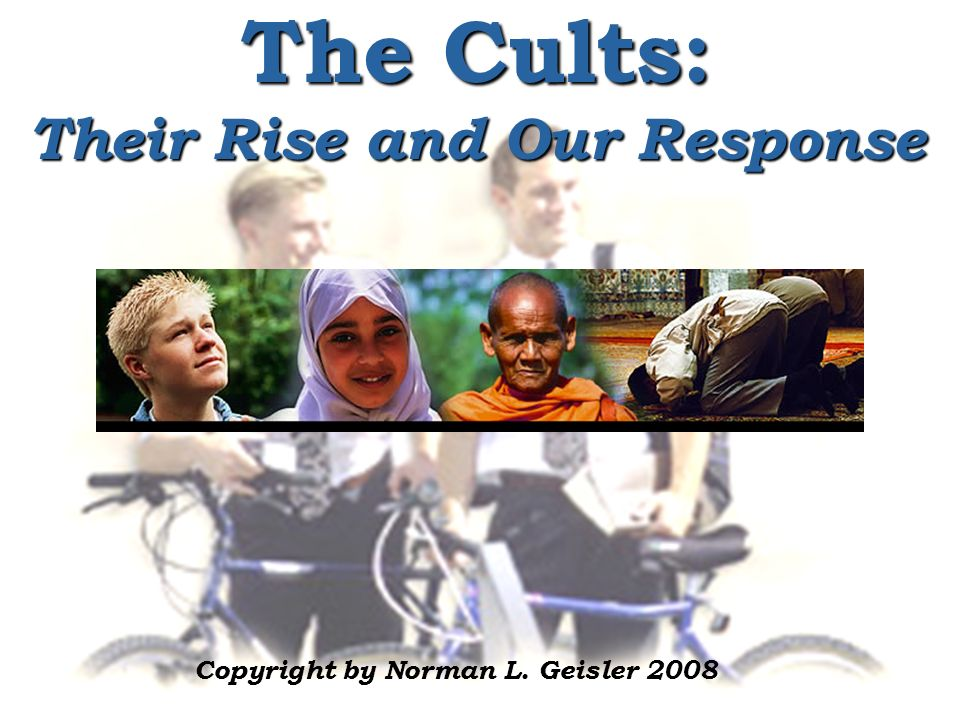 I.The Rise of the Cults A. Defining a Cult 1. An Important Difference: a.