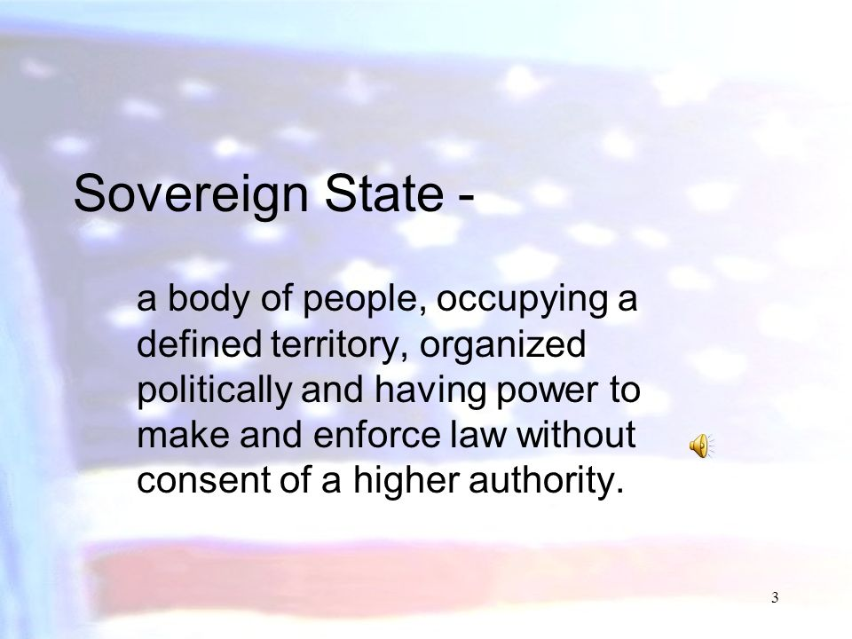 2 WHAT IS GOVERNMENT? Government: the political and administrative institutions of a society, the institution found in every civilized society that pa