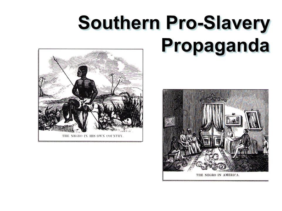 Slave debate continues South vs.