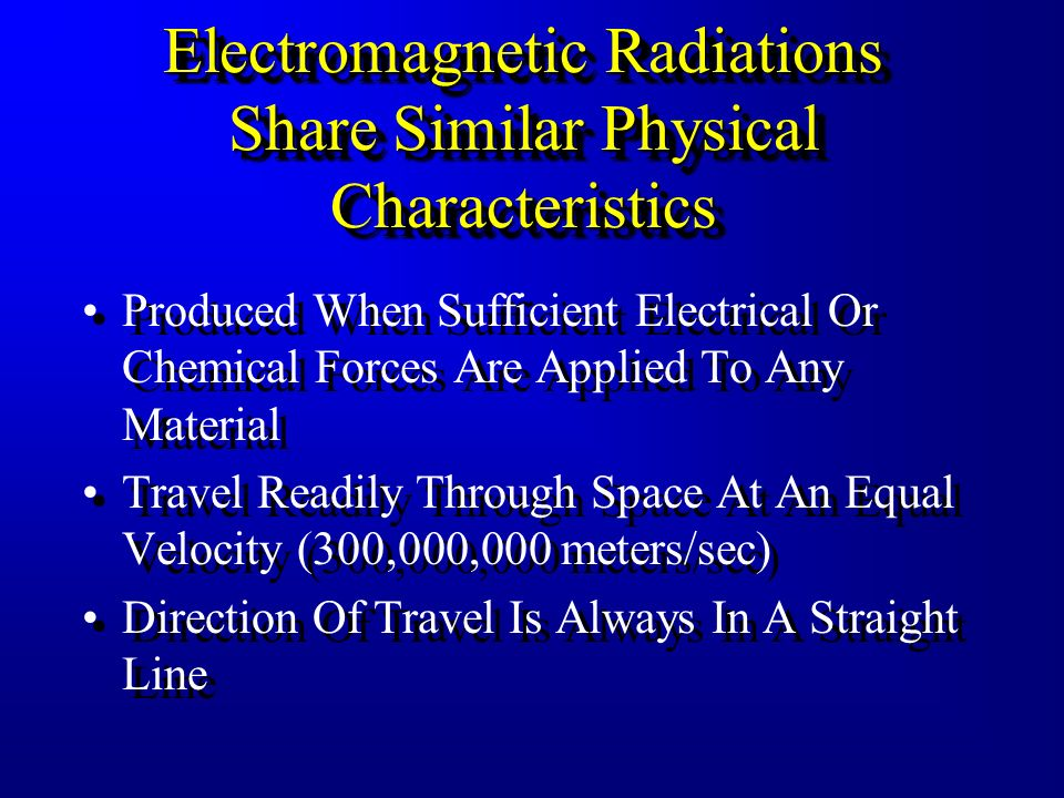 Wavelength And Frequency Wavelength-Distance Between Peak Of One Wave and Peak of the Next Wave Frequency-Number Of Wave Oscillations Or Vibrations Pe