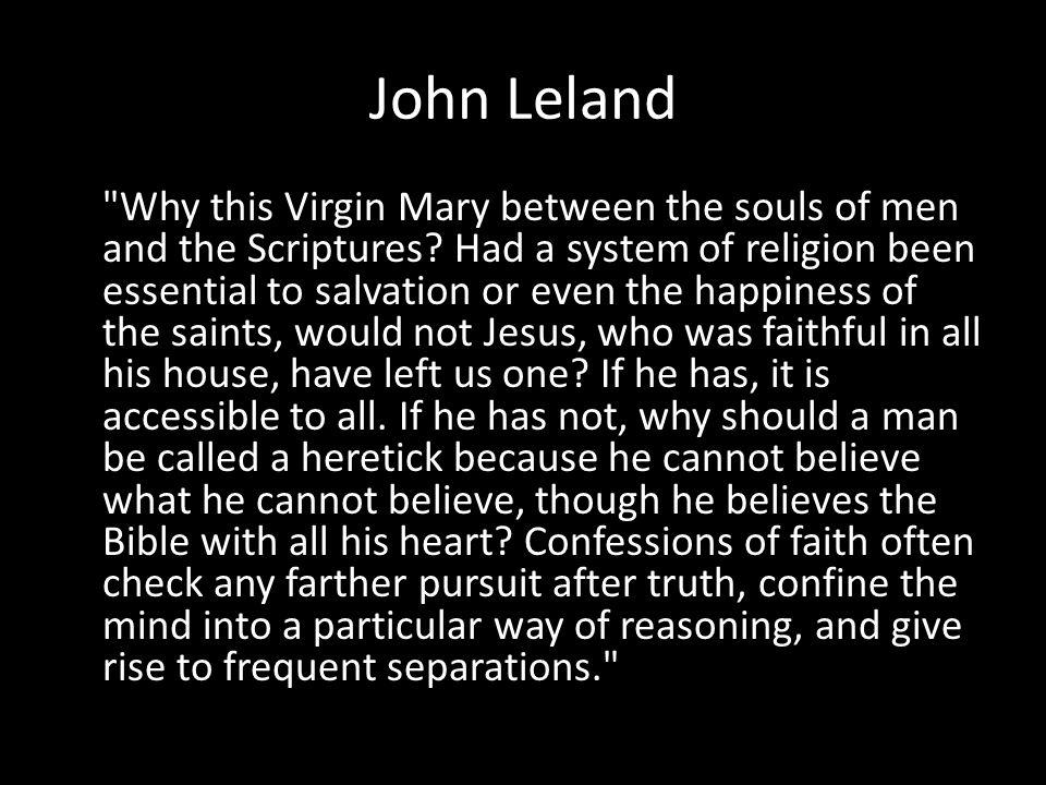 John Leland