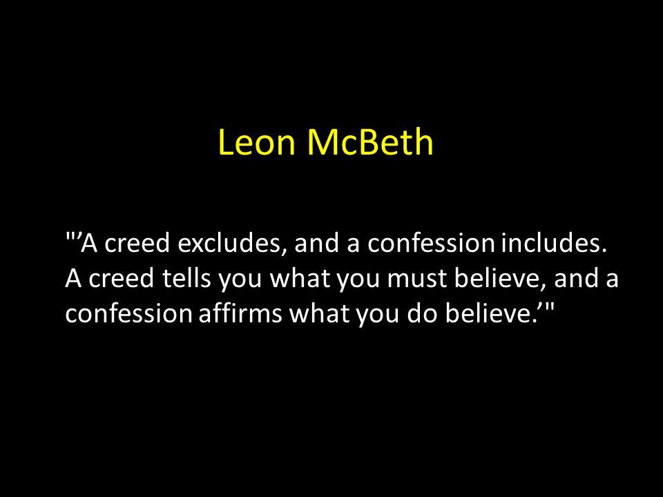 Leon McBeth