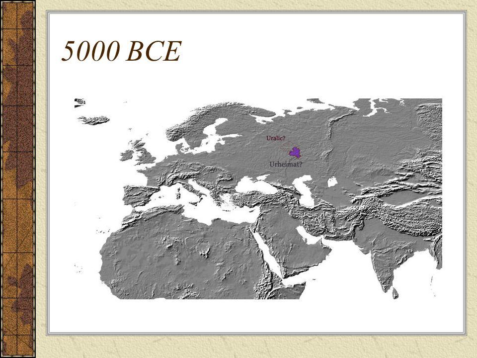 5000 BCE