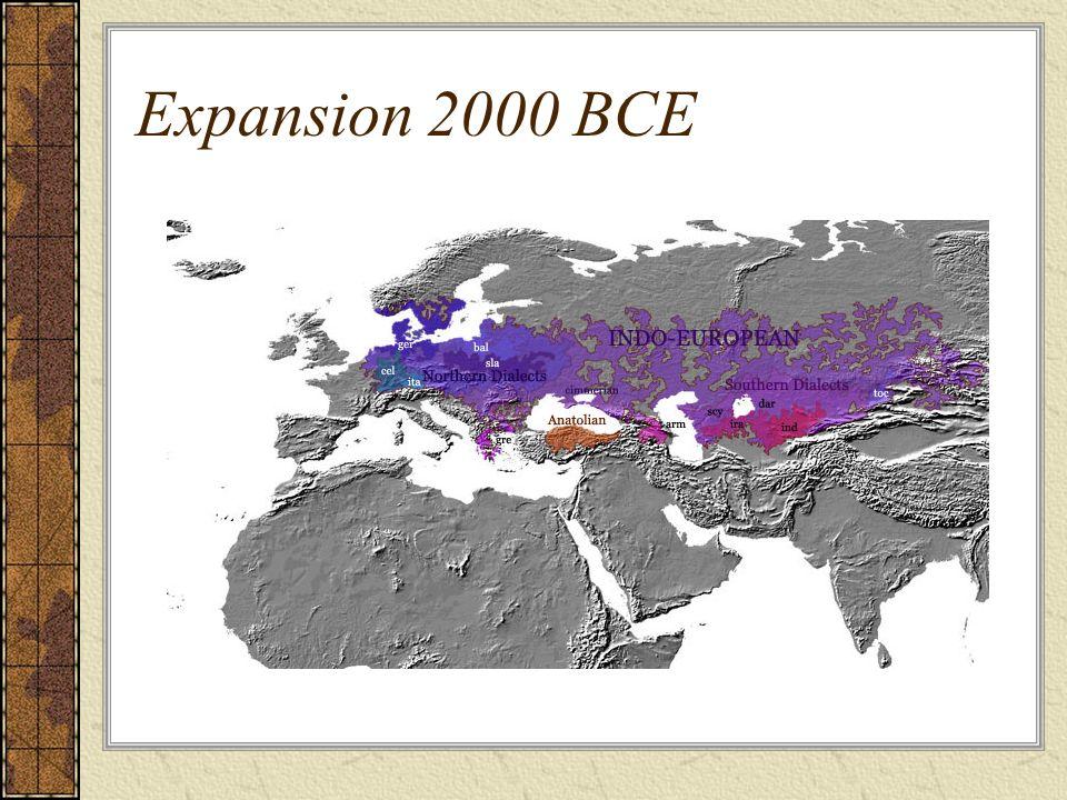 Expansion 2000 BCE