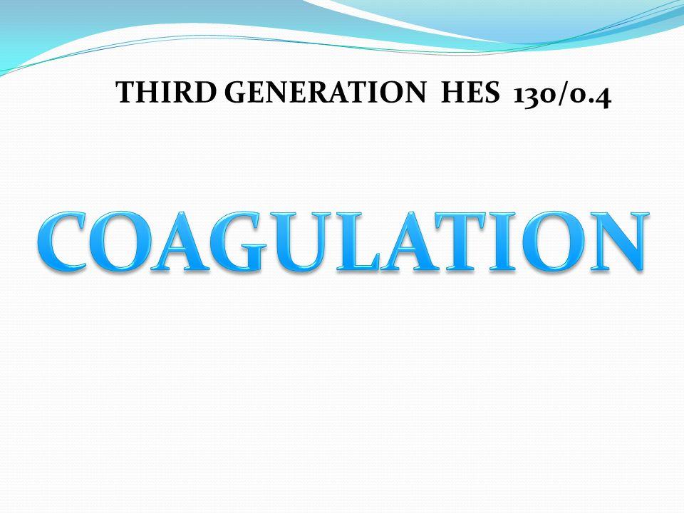 THIRD GENERATION HES 130/0.4