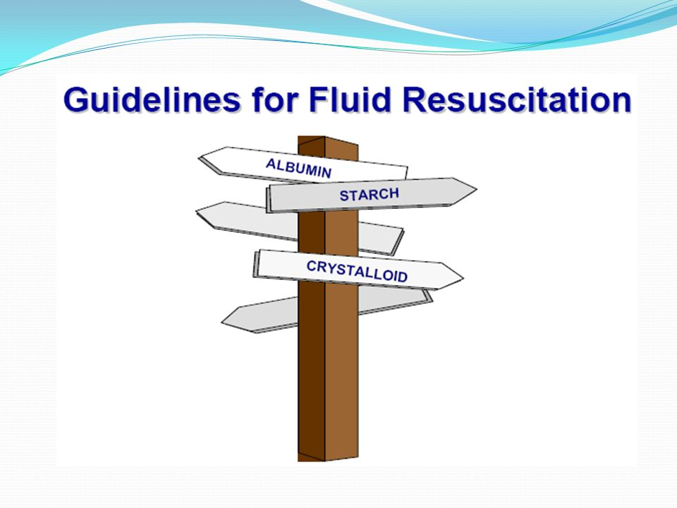 SUMMARY AND CONCLUSIONS : The goal is to maintain the effective circulatory volume while avoiding interstitial fluid overload whenever possible.