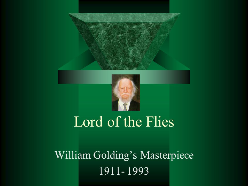 Lord of the Flies William Goldings Masterpiece