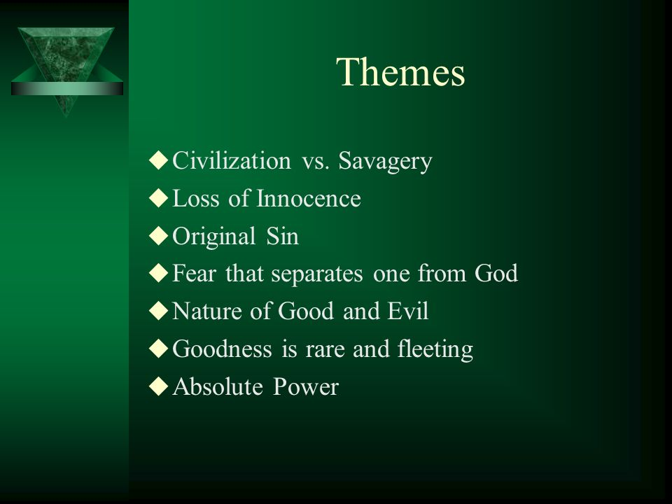 Themes Civilization vs.
