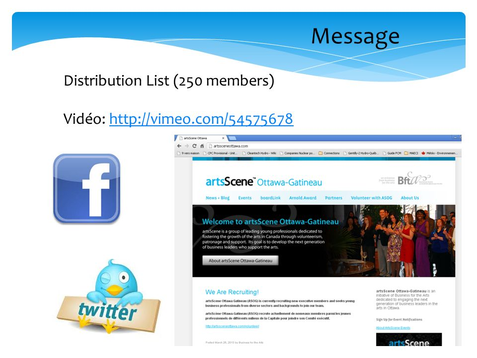 13 Message Distribution List (250 members) Vidéo: