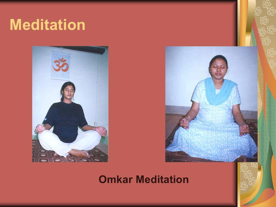 Meditation Omkar Meditation
