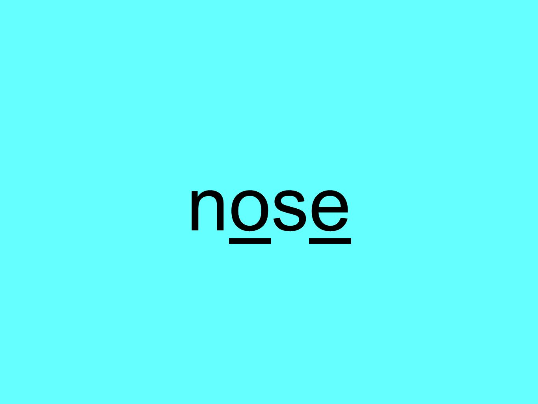 nosenose