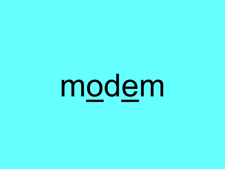 modemmodem