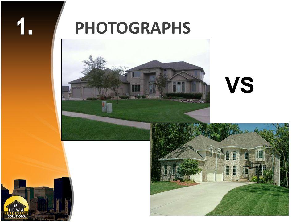PHOTOGRAPHS VS