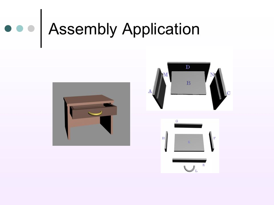 Assembly Application