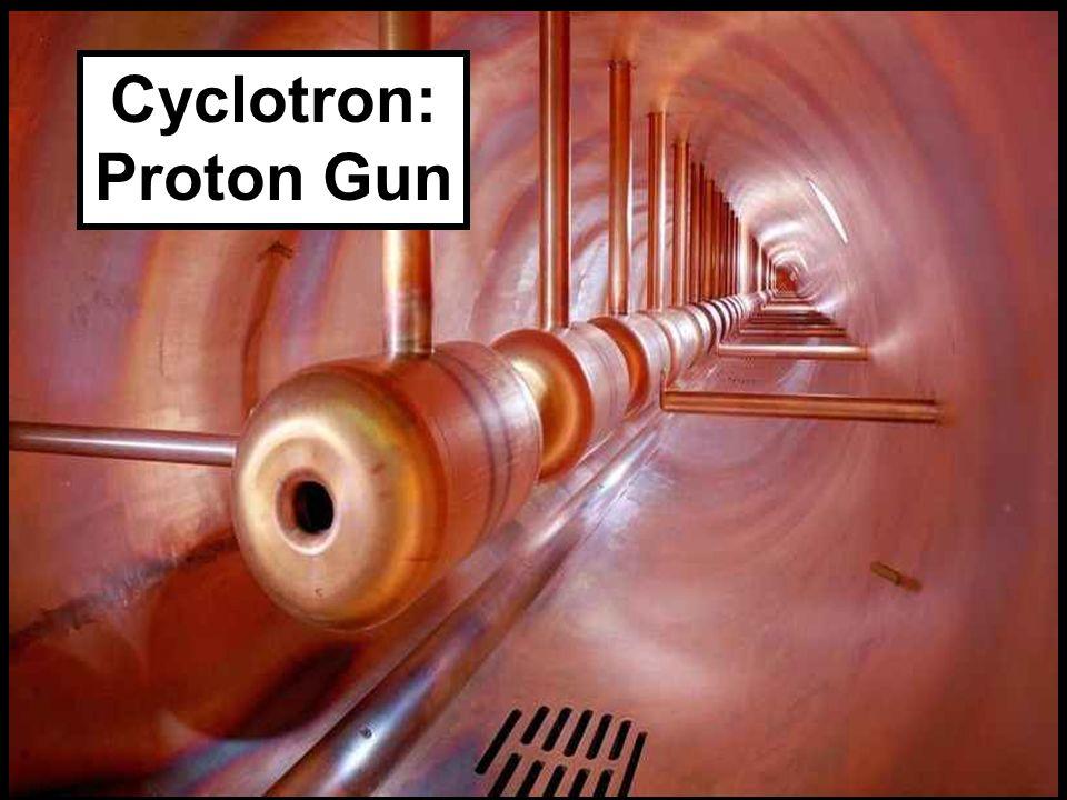 Cyclotron: Proton Gun