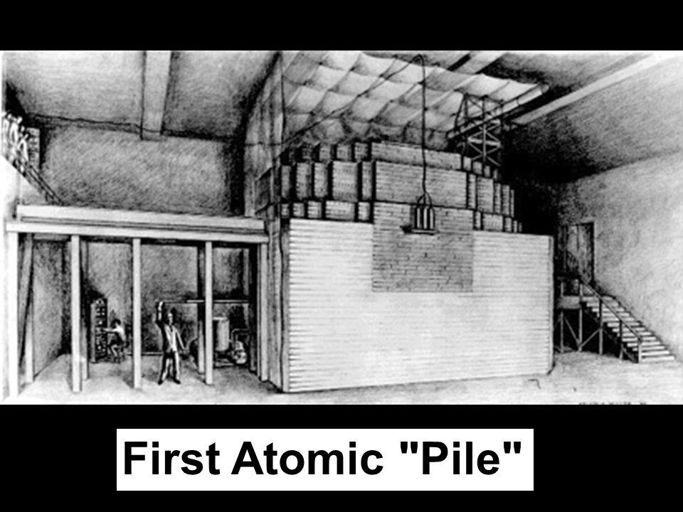 First Atomic Pile