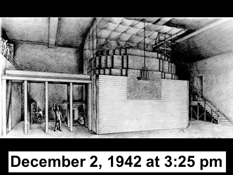 December 2, 1942 at 3:25 pm