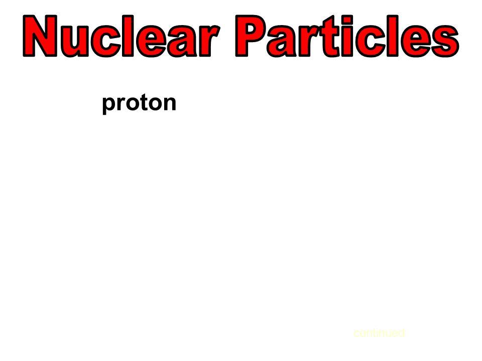 proton continued