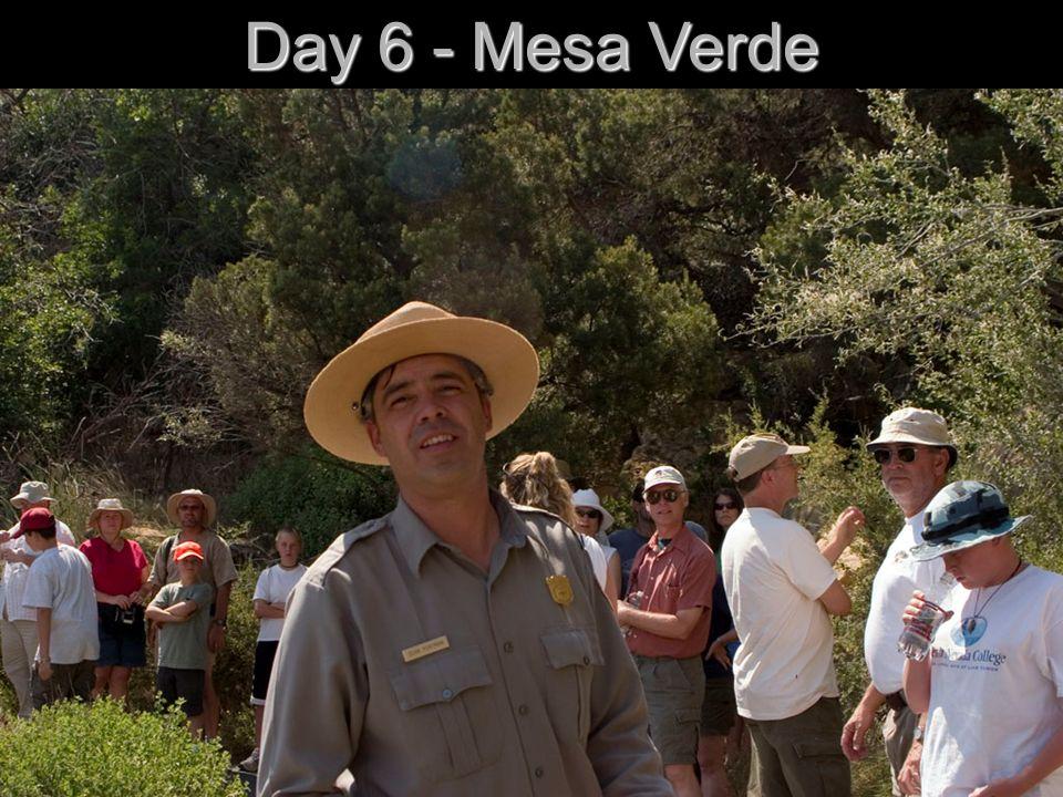 Day 6 - Mesa Verde