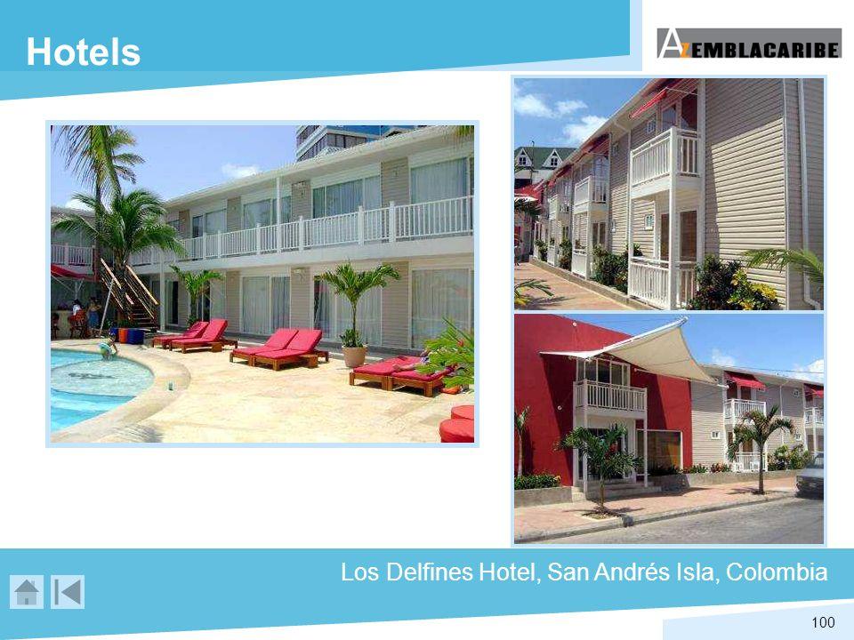 100 Hotels Los Delfines Hotel, San Andrés Isla, Colombia