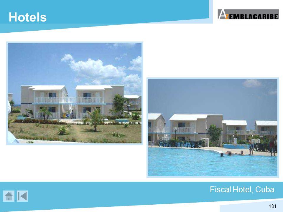 101 Hotels Fiscal Hotel, Cuba