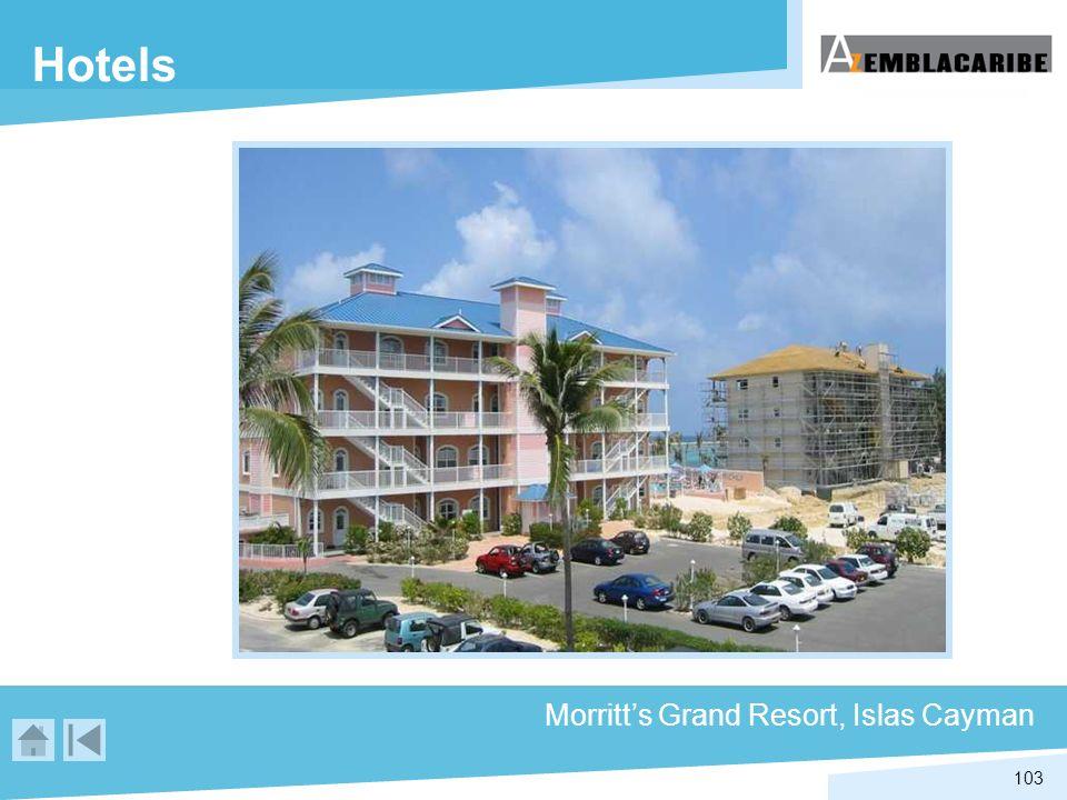103 Hotels Morritts Grand Resort, Islas Cayman