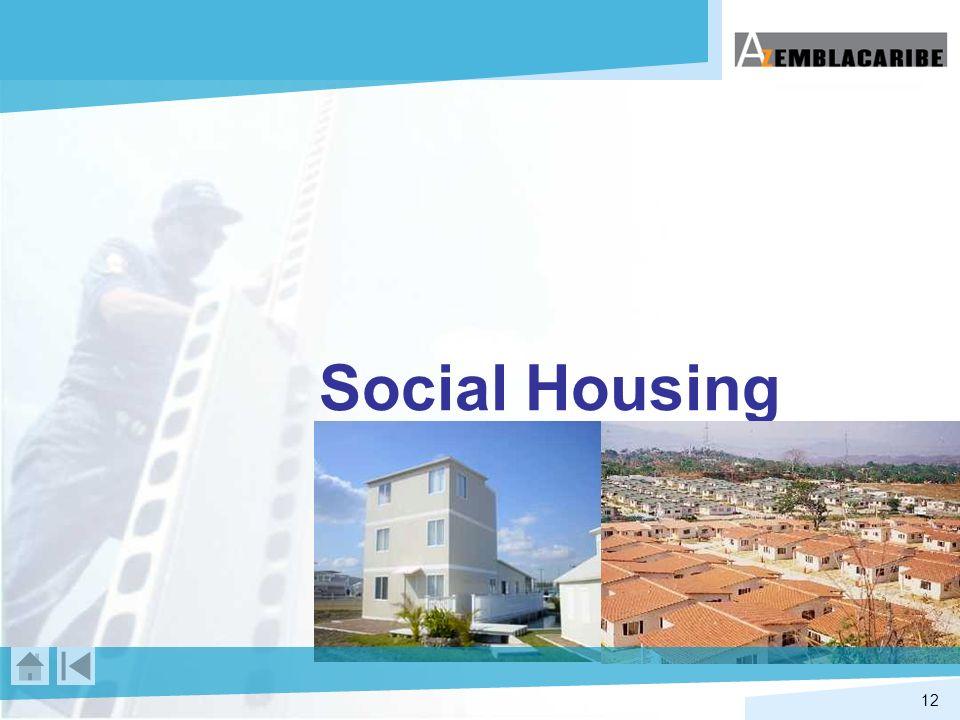 12 Social Housing