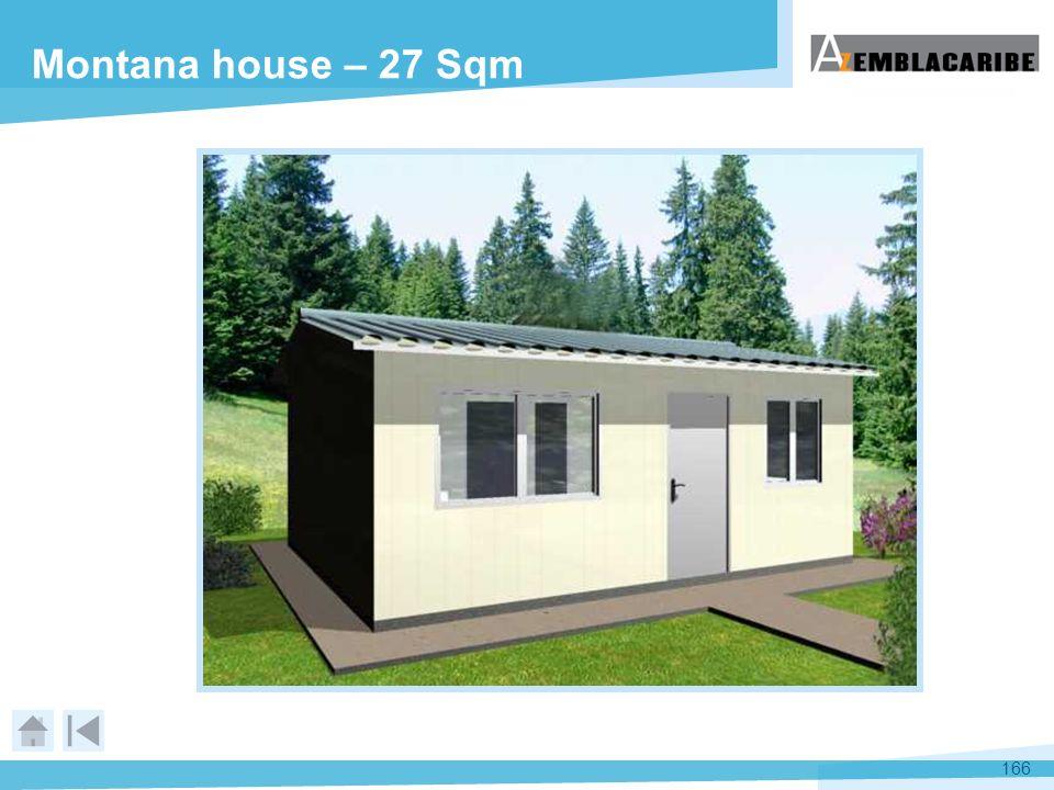 166 Montana house – 27 Sqm
