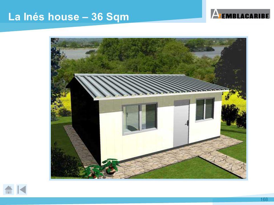 168 La Inés house – 36 Sqm