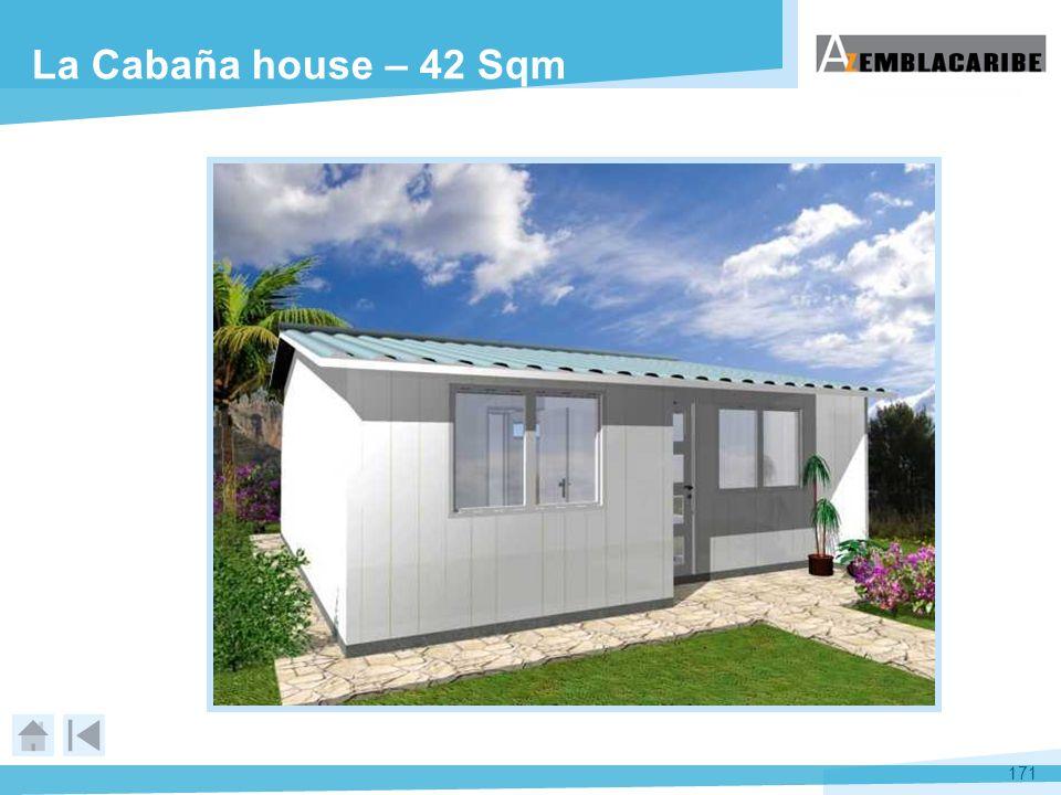 171 La Cabaña house – 42 Sqm