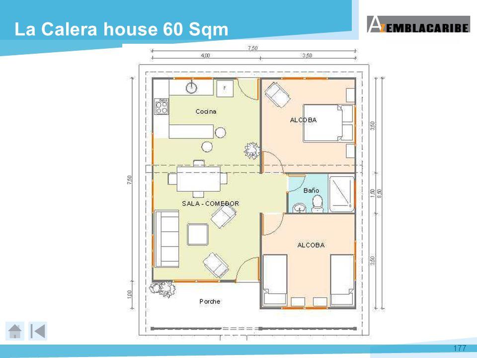 177 La Calera house 60 Sqm