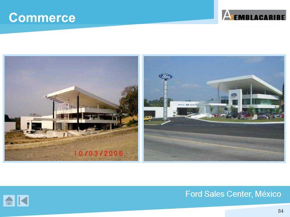 84 Commerce Ford Sales Center, México