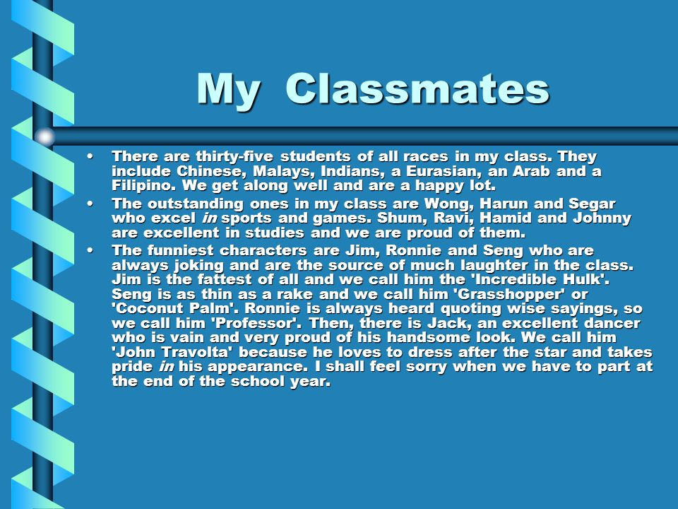 12.1VWrite a paragraph on one of the following topic. Use about 50 words. A festival you celebrate / Values of school games / My classmates / My pets