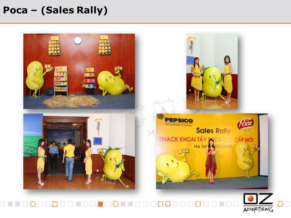 Poca – (Sales Rally)