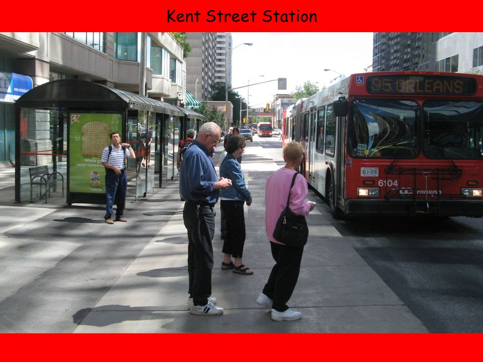 Kent Street Station