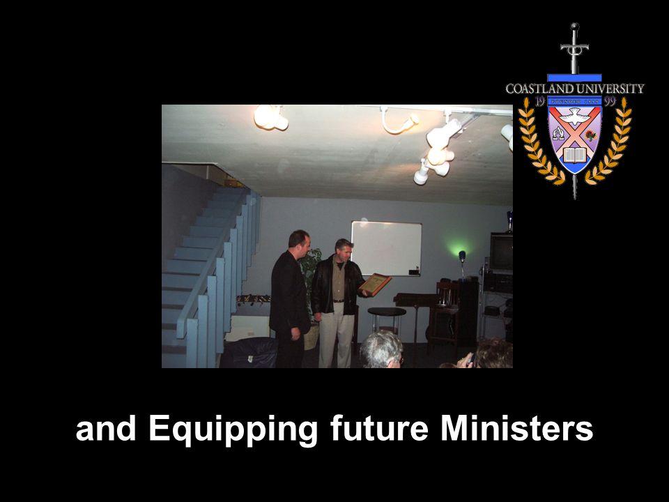 Affirming Active Pastors