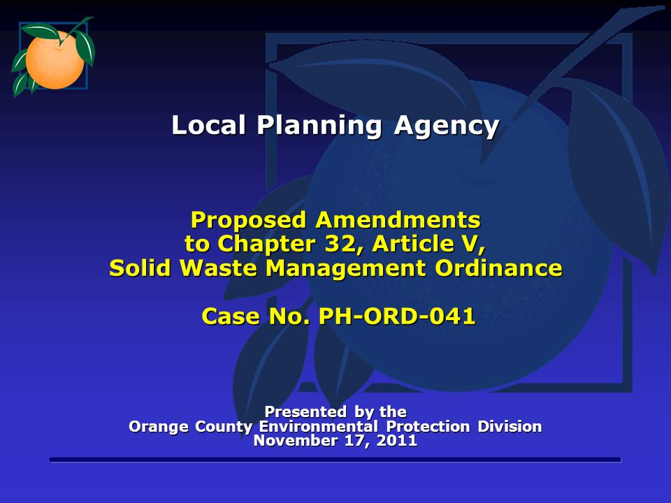 2 Presentation Outline Purpose Background Proposed Amendments Comprehensive Plan References Action Requested
