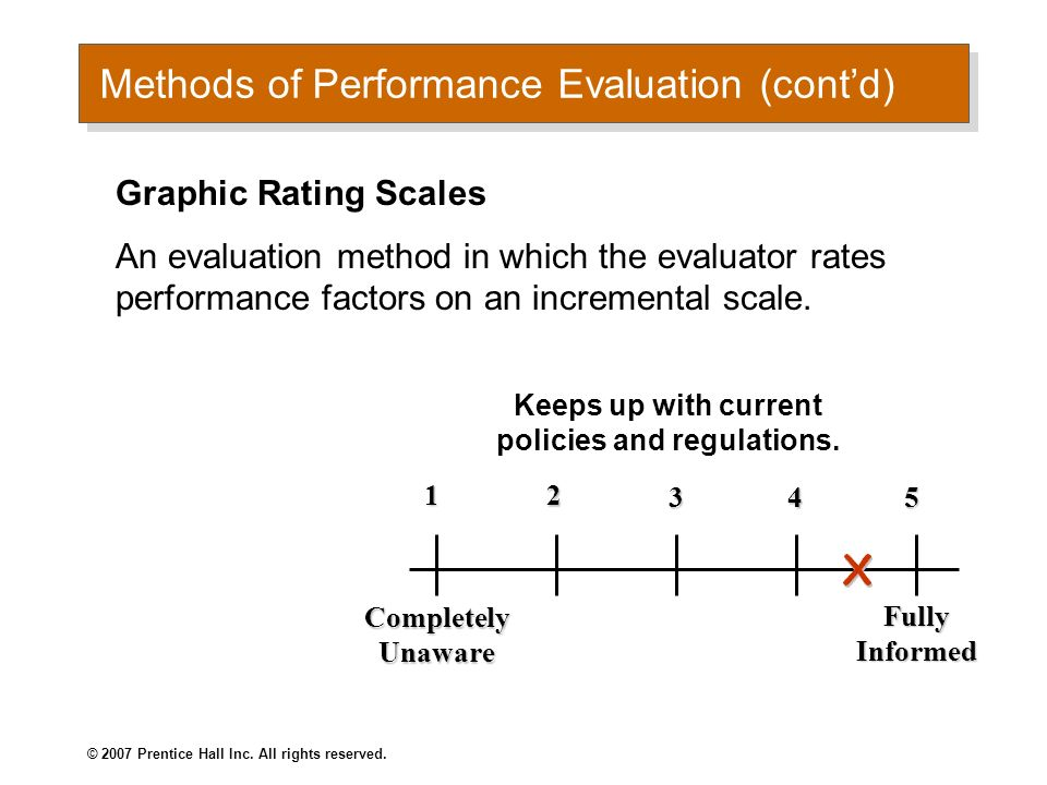 © 2007 Prentice Hall Inc. All rights reserved. 360-Degree Evaluations E X H I B I T 18–2 The primary objective of the 360- degree performance evaluati