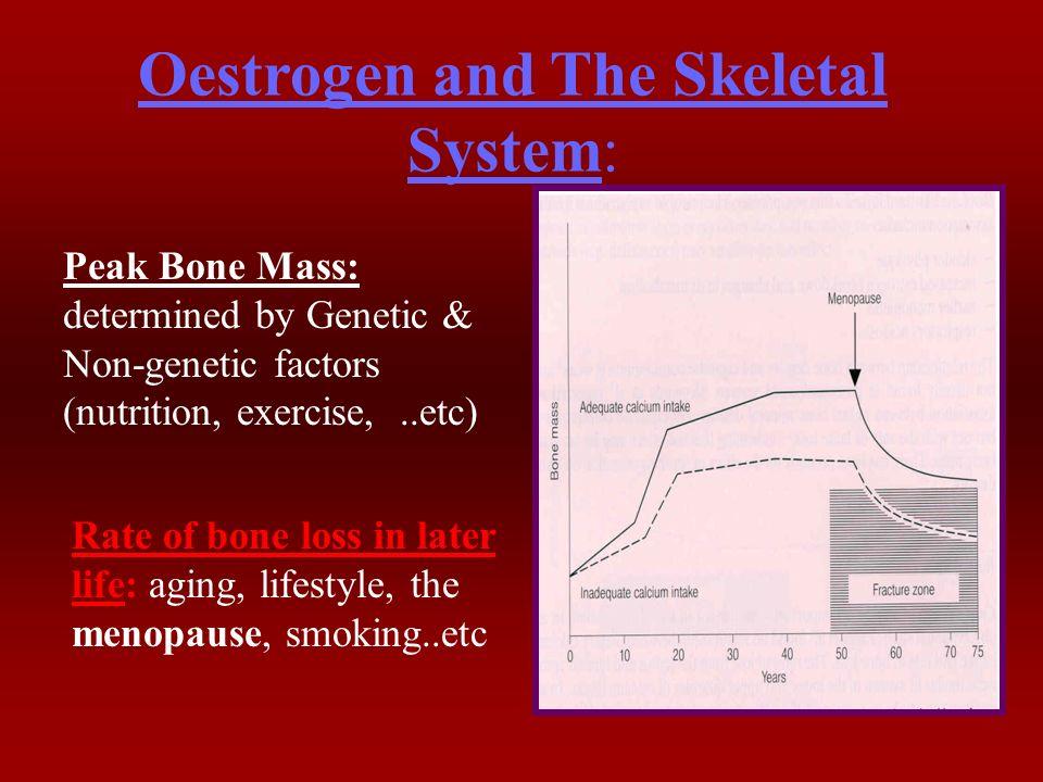 Pathophysiologic factors Age Race Oestrogen WtDiseases DietDrugs Lifestyle Low Ca.