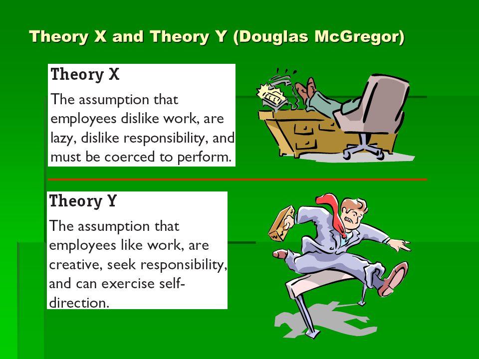 Two-Factor Theory (Frederick Herzberg)