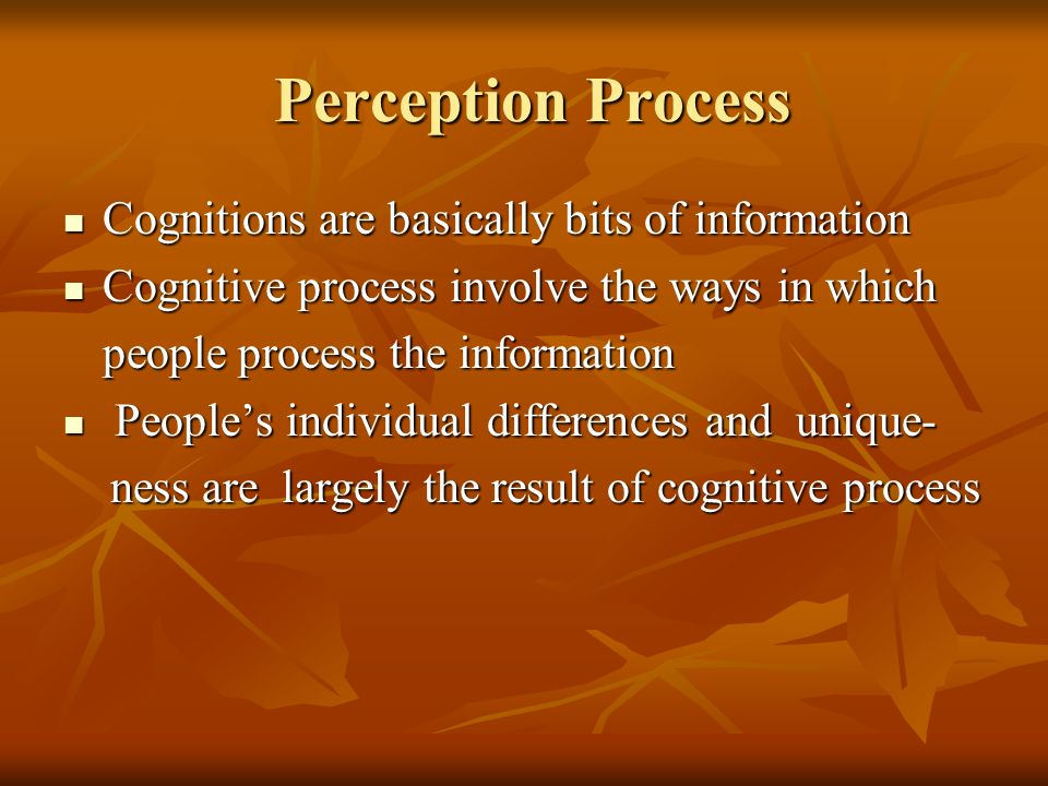 Personality How people affect others and how they understand and view themselves, as well as their pattern of inner and outer measurable traits and the person – situation interaction.