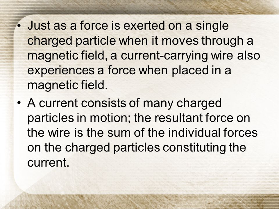 The magnetic field lines are concentric circles that surround the wire in a plane perpendicular to the wire.