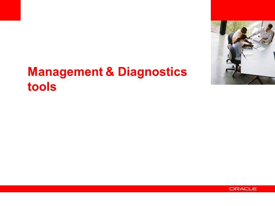 Management & Diagnostics tools