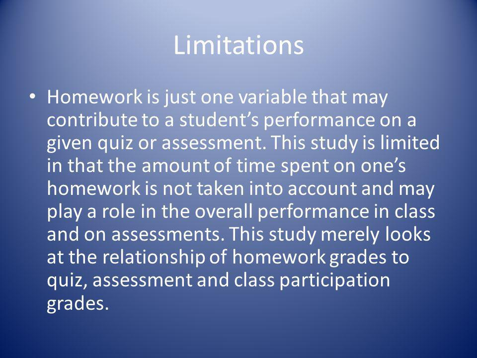 Literature Review The literature reviewed within this mini-study had varied results as to the impact of homework on student achievement.