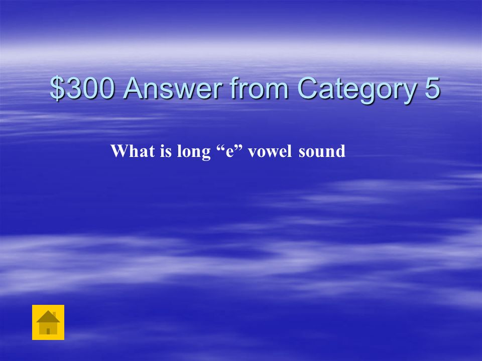 $300 Question from Category 5 The word sleep