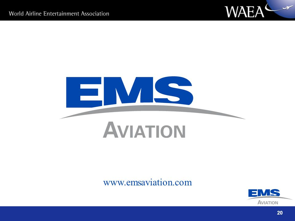 20 www.emsaviation.com