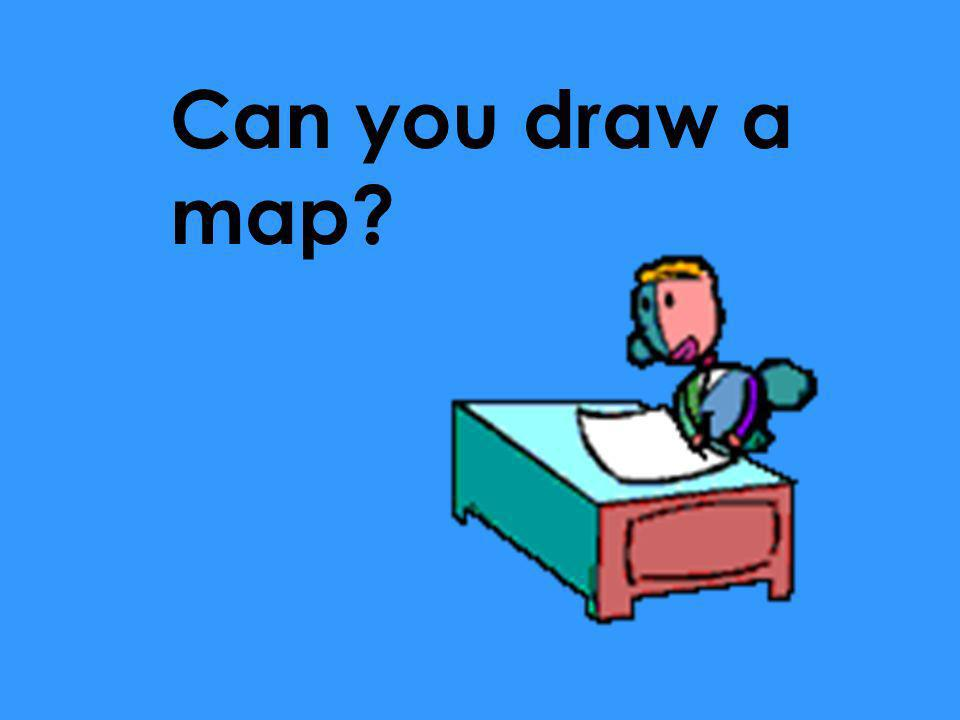Can you draw a map
