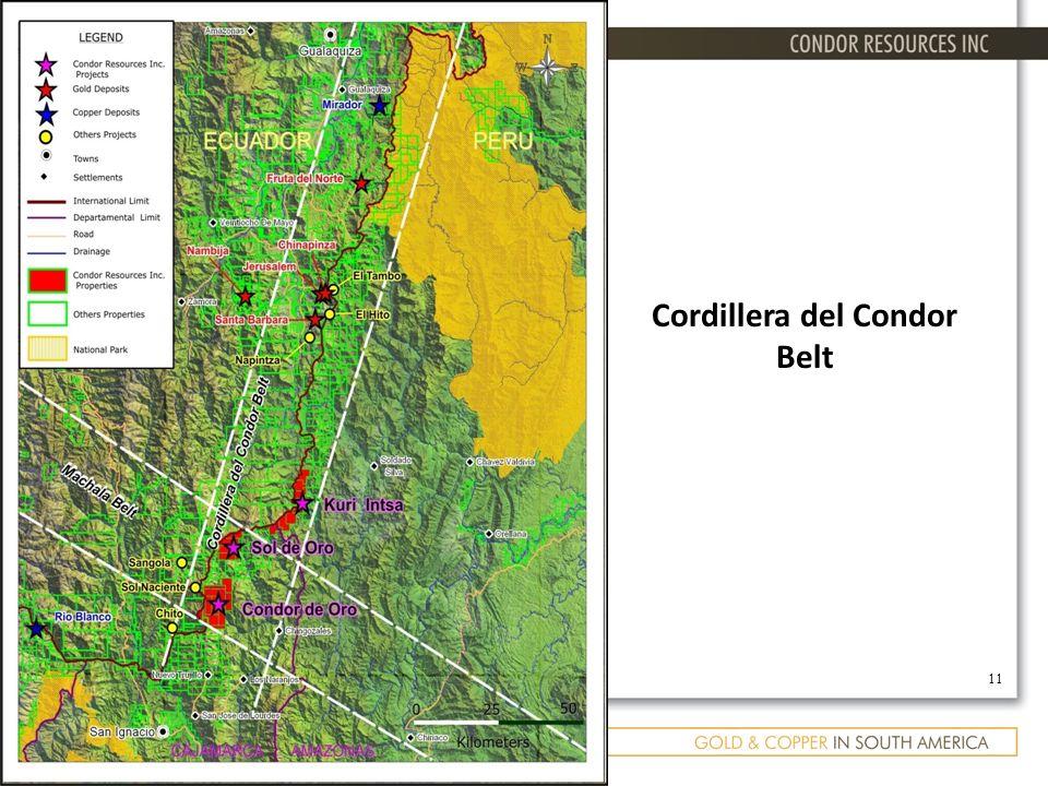 Cordillera del Condor Belt 11